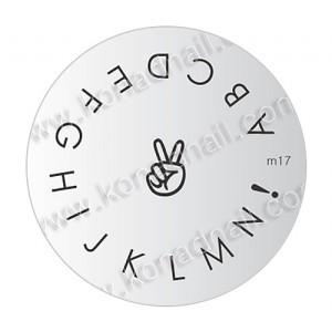 [코나드] 코나드 스탬프_이미지판 M17