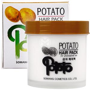 [소망화장품] 소망 감자 헤어팩 150g / 감자 미용효과를 극대화-고급 헤어팩