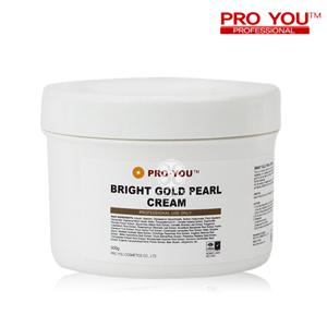 [프로유] 프로유 브라이트 골드 펄 크림 500g