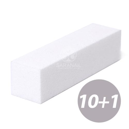[10+1] 화이트 샌딩블럭 10개세트