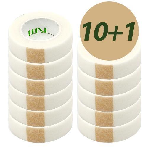 [10+1] 연장도구 연장시술용 종이테이프 10개세트
