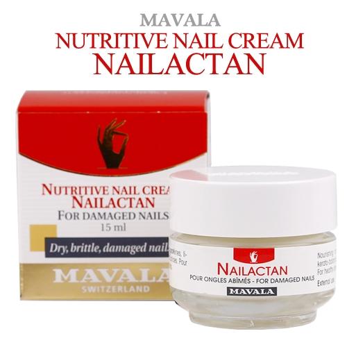 [마발라] 마발라 네일악탄 영양 크림 15ml