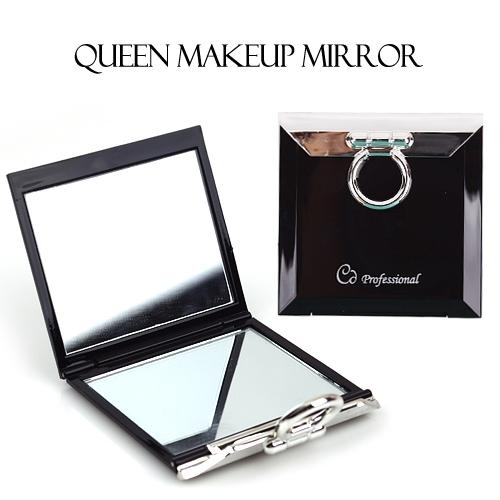 [퀸] 퀸 메이크업 거울 스퀘어