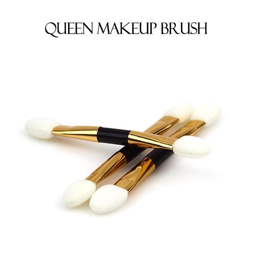 [퀸] 퀸 메이크업 립 스펀지 팁 브러쉬