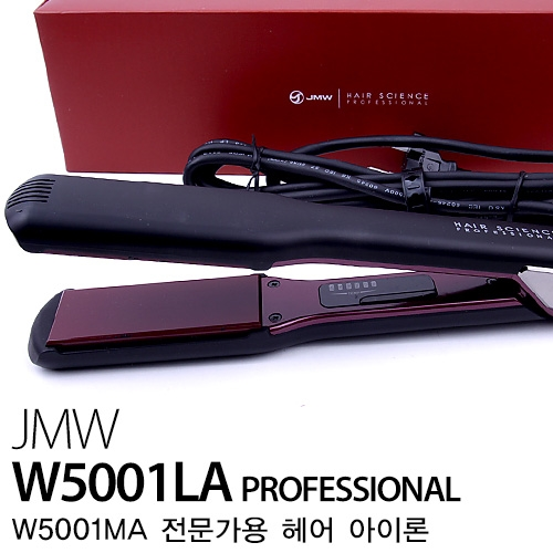 [JMW] 전문가용 헤어 아이론_W5001LA