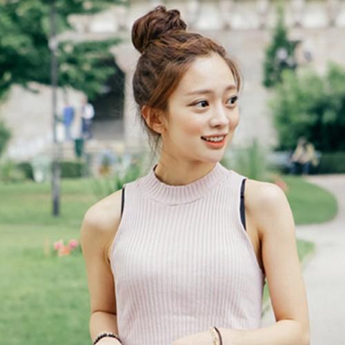 [핑크에이지] [핑크에이지] 당고머리 생머리 (렉스원사)