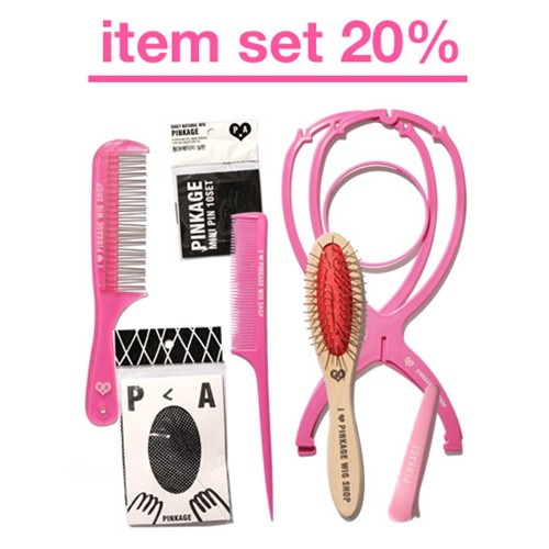 [핑크에이지] [핑크에이지] 가발관리용품 세트 20%할인