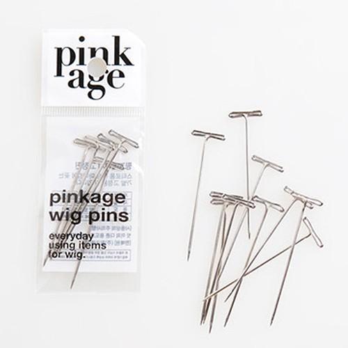 [핑크에이지] [핑크에이지] 스티로폼 두상 가발걸이 전용 고정핀 (5p)