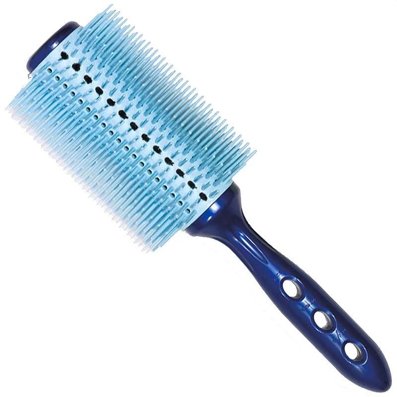 [와이에스박] 에어 이온 원형브러쉬(Air Ion Round Brush) YS-T70 blue
