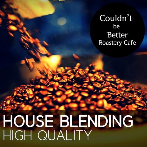 [쿠든비베러] 하우스 블렌딩 커피 원두 200g