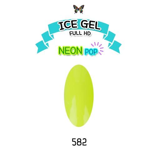 [아이스젤] 네온 팝 컬러 젤 582 3g