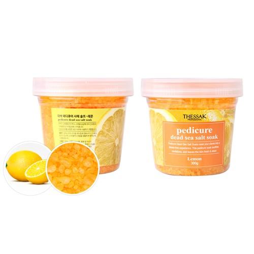 [더싹] 사해 솔트 레몬 300g