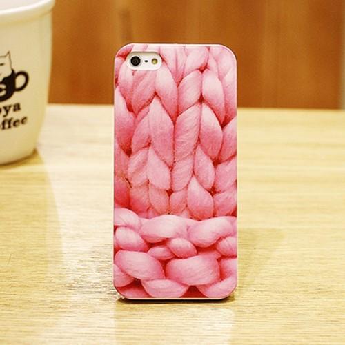 [러브미러브미] 망고 핑크 디자인 폰 케이스