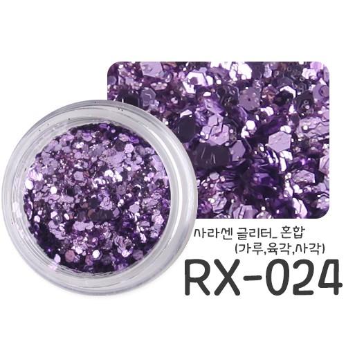 [사라센] 글리터 RX-24