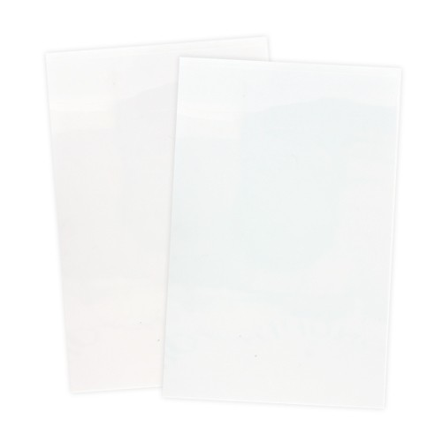 [아이스젤] 얇은 플라스틱 투명 파레트