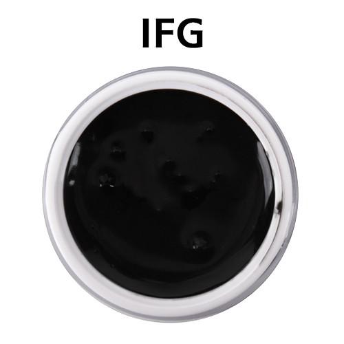 [이프지] 3D 엠보젤 블랙