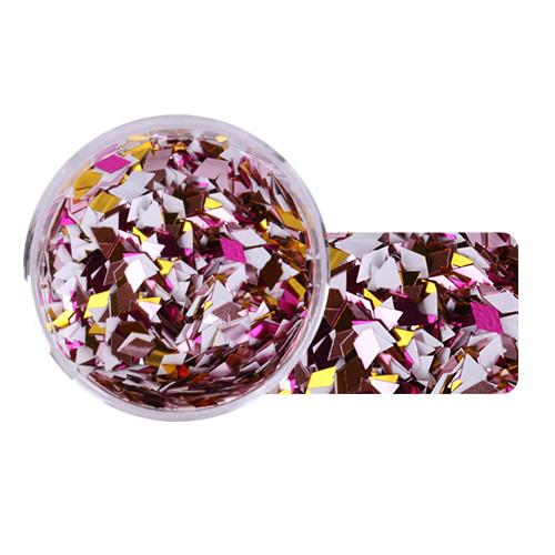 [사라센] 다이아몬드 혼합 3 3mm 글리터 세트