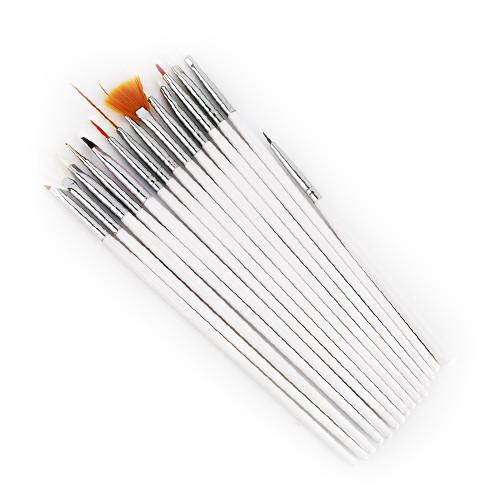 [사라센] 15종 브러쉬 세트