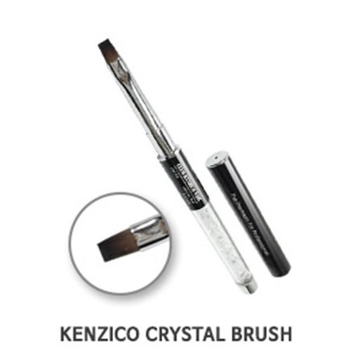 [켄지코] Crystal Gel Brush- 406 플랫 브러쉬