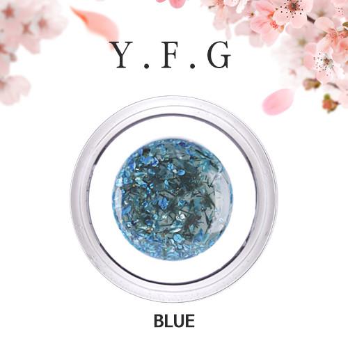 (1+1)[와이에프지] 플라워젤 Blue 5g
