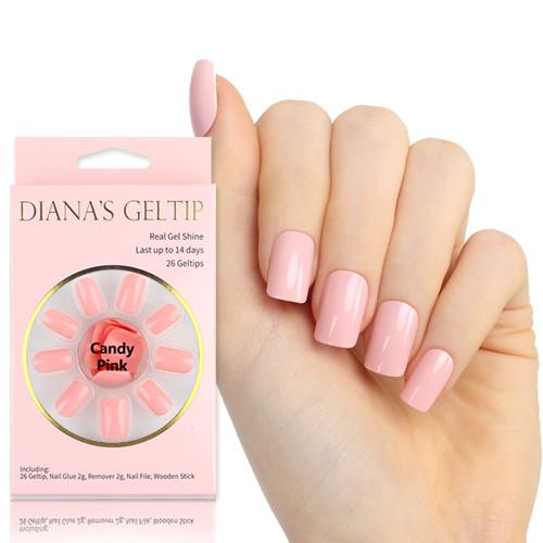 [다이애나 젤팁] 캔디 핑크 (Candy Pink)