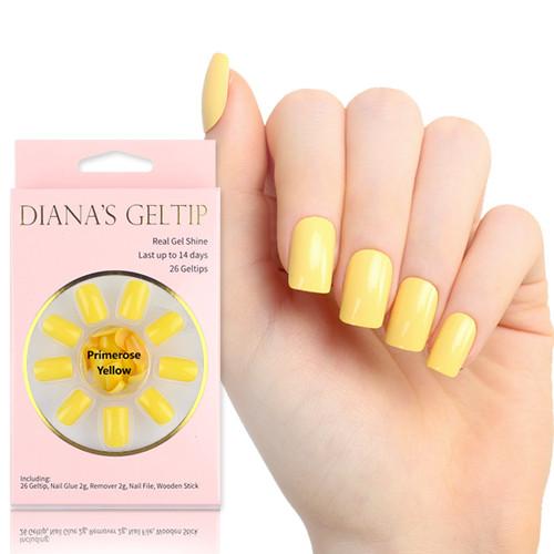 [다이애나 젤팁] 프림로즈 옐로우 (Primerose Yellow)