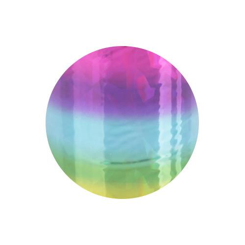(1+1)[뷰랩] 네일 호일 77 무지개4
